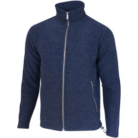 Ivanhoe of Sweden Bruno Veste polaire zippée Homme, light navy